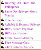 send gifts to Philippines