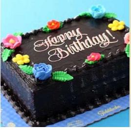 Filipinas Gifts Choco With Happy Birthday