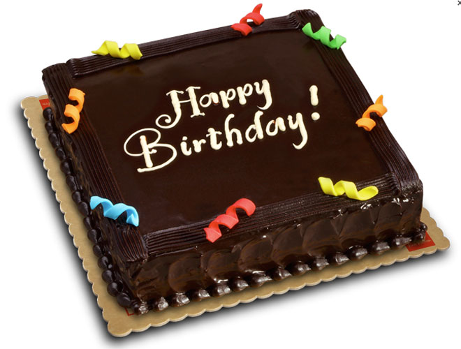 Filipinas Gifts Happy Birthday Choco Chiffon