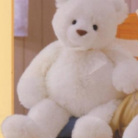 2 ft  White Teddy Bear-3