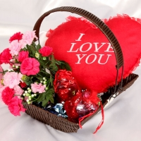 Sweet love hamper