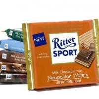 RitterSport Chocolates - 5 Nos