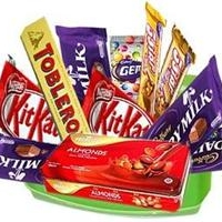 Chocolate Hamper - 12