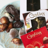 3 Assorted Guylian Chocolate