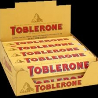 Toblerone Milk 50g,20 pcs