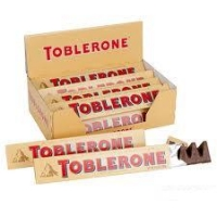 12 x Toblerone milk 100 g.