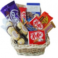 Chocolate Basket--366