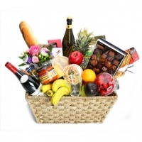 Great Terrific gift basket