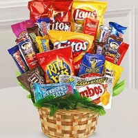 Basket of Snack BigMix