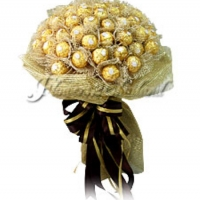 50 pcs ferrero Bouquet