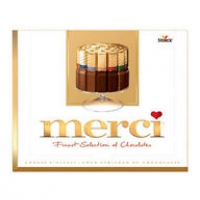 Merci Assorted Chocolates (250 gm