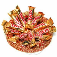Twix Chocolates Bars ( 10 pcs )