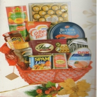 Basket Christmas for all