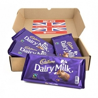 4 big cadbury, 165g each