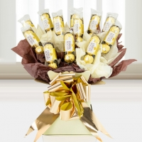 3 pcs *10  ferrero bouquet