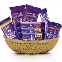 10 Cadbury Basket ,(65 grm each)