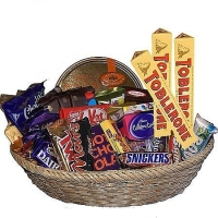 Super Chocoholic's Basket