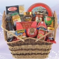 christmas Basket of Favorite