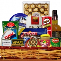 Christmas hampers for all