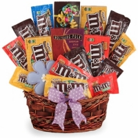 15  items M&M's Gift Basket