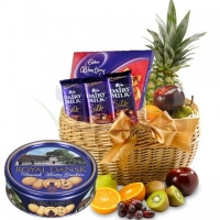 Gourmet Healthy Fruits Basket