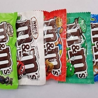 M&M Variety Pack (5 Pack)