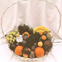 Gourmet Fruit Basket 1