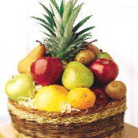 Delightful Fruit Basket 1